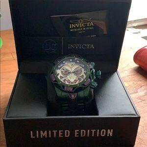 Invicta DC series Joker reserve men's watch